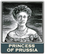 Princess of Prussia - London - Logo
